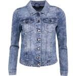 Světle modrá džínová bunda VILA Fear