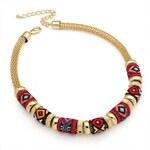 Barevný náhrdelník Emma 29504
