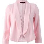 Růžové sako Pradina L