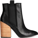 ASOS ELECTION Chelsea Ankle Boots - Black