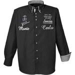 LAVECCHIA košile pánská 1392 nadměrná velikost