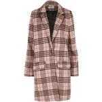 Kabát Glamorous Checked Longline dám.