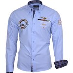 BINDER DE LUXE košile pánská 82106 dlouhý rukáv
