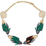 Fish and Shell Collar by Patricia Nicolás for Topshop