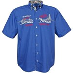 LAVECCHIA košile pánská 214 nadměrná velikost