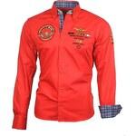BINDER DE LUXE košile pánská 82104 dlouhý rukáv