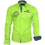 BINDER DE LUXE košile pánská 82103 dlouhý rukáv