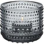 Svícen na čajovou svíčku Kastehelmi (šedý) Iittala 1007583