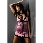 Košilka Livco Corsetti Luna, růžová, růžová