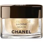 Chanel Sublimage La Créme Light Texture 50g Denní krém na všechny typy pleti W Pro všechny typy pleti