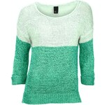 Dámský luxusní svetr v dvoubarevném provedení HEINE - Best Connections (sklad v.34)