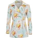 COLLECTIF Dámský kabátek Flower Lover