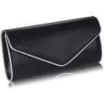 LS Fashion společenská kabelka LS0282 černá
