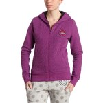 Puma Women's Hooded Fleece Track Jacket