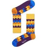 Happy Socks - Ponožky - oranžová