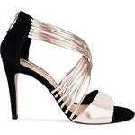 Gino Rossi - Sandály na podpatku - zlatá