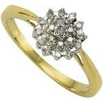 Vivance Ring mit Diamanten