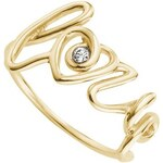 Ring, »C7026R/90/03«, cai love