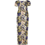 Marks and Spencer Palm Print Maxi Dress with StayNEW™