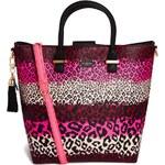 Pauls Boutique Paul's Boutique Neon Gradient Leapord Natasha Shopper Bag