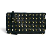 The Style London Gold Stud Crossbody Bag