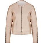 Jil Sander Leather Rawls Jacket