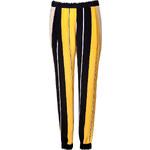 Fendi Silk Striped Pants