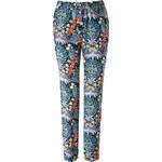 Marc by Marc Jacobs Floral Print Silk Harem Pants