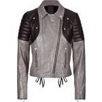 Faith Connexion Leather Biker Jacket