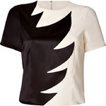 Marc by Marc Jacobs Silk Flame Top