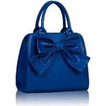 Kabelka LS Fashion LS00005A modrá