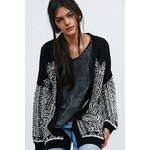 Staring at Stars Panelled Cardigan in Mono