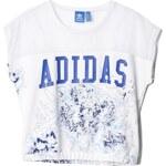 Dámské tričko adidas LDN ADI LOGO TEE