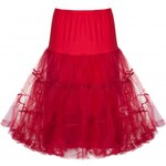 Lindy Bop Red Spodnička k šatům -