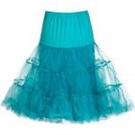 Spodnička k šatům Lindy Bop Turquoise -