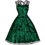 Retro šaty Lindy Bop Frankie Jean 42