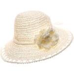 Slaměný klobouk Gemini pro letní dny