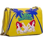 Kabelka LOVE MOSCHINO - JC4291PP0KKX0400 Žlutá