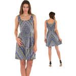 Lesara Kleid mit Muster - 42