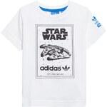 adidas Originals - Dětské tričko s krátkým rukávem Star Wars 92-170cm - bílá