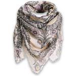 Esprit Tkaný šátek ze 100% bavlny