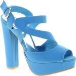 Sugarfree Shoes Sugarfree Kirsten Heeled Sandal