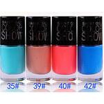 LightInTheBox Organic And Environmental Protection Of Nail Polish No.35-42 (1PCS 12ml, Assorted Colors)