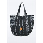Osei Duro Parallel Magna Carry All Bag in Black and White