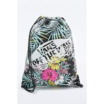 Vans Hawaiian Drawstring Bag in Black