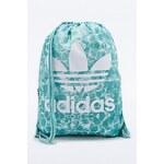 Adidas Pool Print Gym Bag in Green