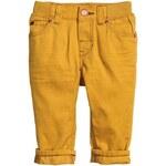H&M Keprové kalhoty