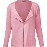 Street One - Cardigan en maille Victoria - rose blush