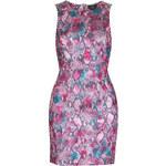 Topshop Snake Printed Bodycon Dress