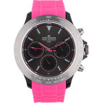 Tom Tailor pink sporty watch